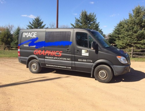 Image Graphics Premier Van